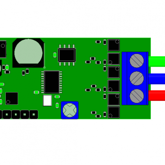 ZDBL Sensorless Brushless DC Motor Controller Wiring Guide