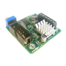 ZDSPUART 0-2A UART Stepper Motor Controller with 24 bit speed resolution