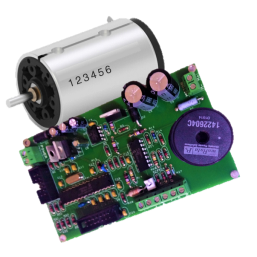 Motor control packages for audio applications