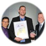 Zikodrive Motor Controllers award winning motor control company