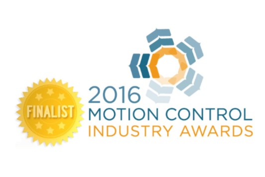Zikodrive finalists at MCI Motion Control Industry Awards
