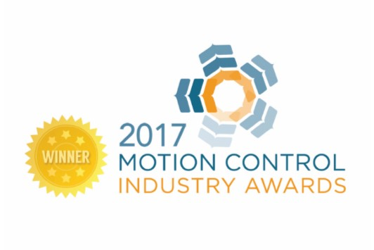 Zikodrive win Engineer of the Year at the 2017 Motion Control Industry Awards