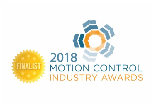 Zikodrive shortlisted at 2018 Motion Control Industry Awards