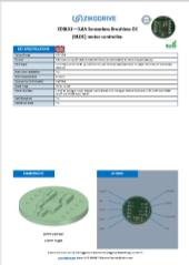 ZDBLS1-2 - 1 5A Sensorless Sinusoidal Brushless DC Motor