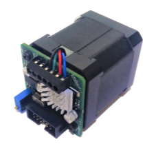 Zikodrive ZDSPN17059 – NEMA 17 Stepper Motor with Integrated ZDSP Controller