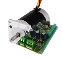 ZDBL20DC-M-57470 – 0.47Nm Brushless DC Motor with ZDBL20DC-M sensored brushless DC controller