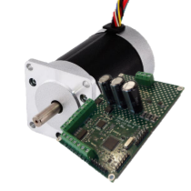 ZDBL20DC-57220 – 0.220Nm Brushless DC Motor with ZDBL20DC sensored brushless DC controller