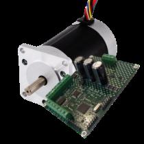 ZDBL20DC-57600 – 0.6Nm Brushless DC Motor with ZDBL20DC sensored brushless DC controller