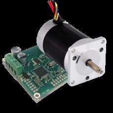 Motores de CC sin escobillas (BLDC) con controladores