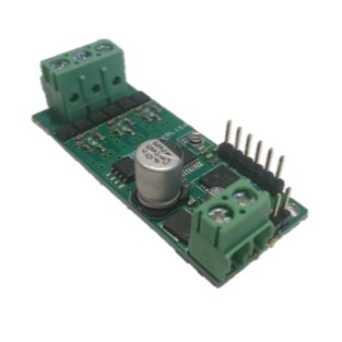 ZDBL15A – 15A Sensorless Brushless Motor Controller with Analogue Speed Control with Digital Input Options