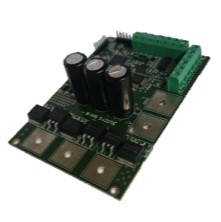 Sensored brushless and brushed DC Combined Controller