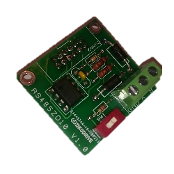 ZDRS485ZD10 Plugin Board to enable RS485 on ZD10 C